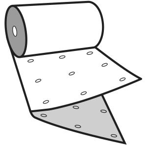 Perforation-Bobinage
